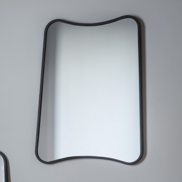 Kurva Rectangle Mirror - different frame colours available