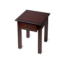 A1002 Chippendale Lamp Table Small