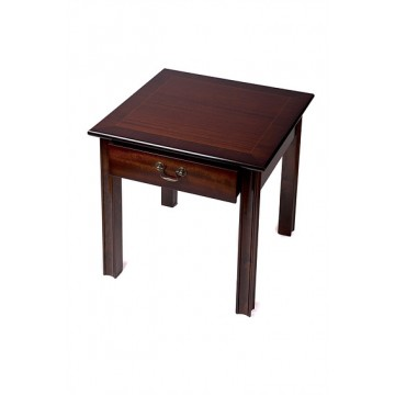 A1005 Chippendale Lamp Table Large