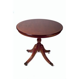 "A104 3ft 6"" Dining Table with rim"