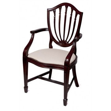 A205 Adams Dining Chair (made without arms)