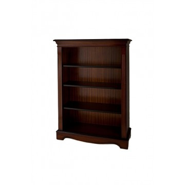 A504  4ft Open Bookcase