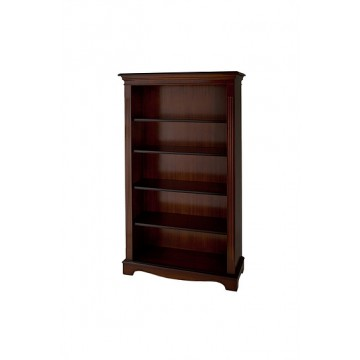 A505  5ft Open Bookcase