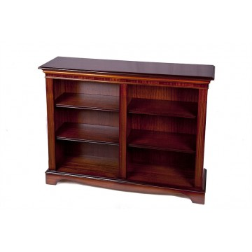 A507 3ft x 4ft Open Bookcase