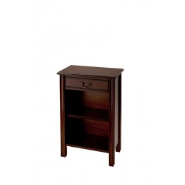 A511 One Drawer Hall Cupboard with Chippendale Legs