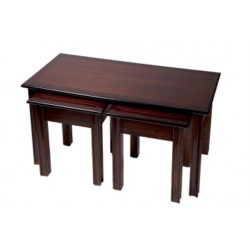 A805 Chippendale Lounge Nest Coffee Table
