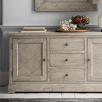 Frank Hudson Mustique Sideboard Demonstration