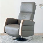 Ercol Noto Swivel Recliner Demo