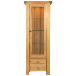 Bretagne Display Cabinet - B312
