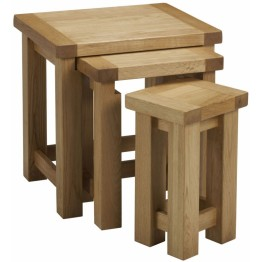 Bretagne Nest of Tables - B322