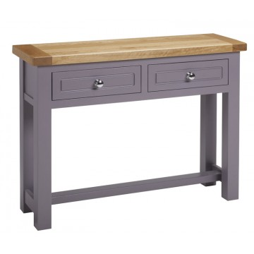 Bretagne Console Table with 2 Drawers - B316