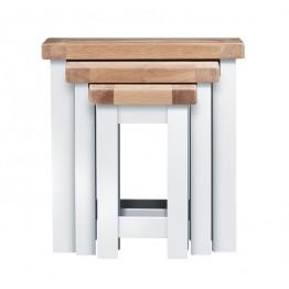Bretagne Nest of Tables - B322