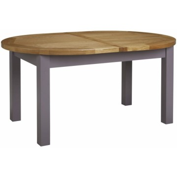 Bretagne Dining Table - 1.76 Mtr Oval Extending - B106