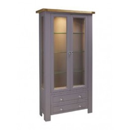 Bretagne Display Cabinet - B323