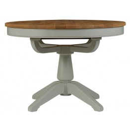 Somerdale Round Extending Dining Table - SO103