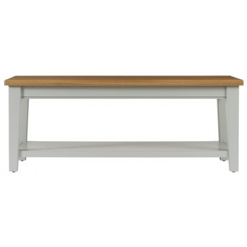 Somerdale Coffee Table with Shelf - SO303