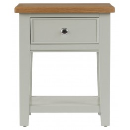 Somerdale Lamp Table with Draweer - SO301