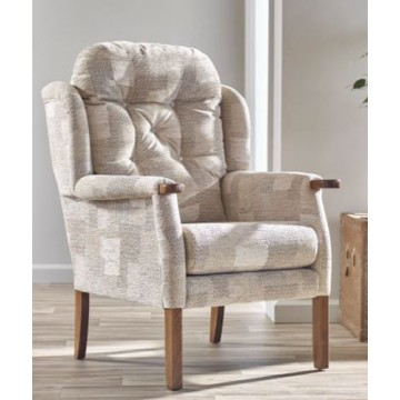 ETO/CH/WING Cintique Eton Wing Chair