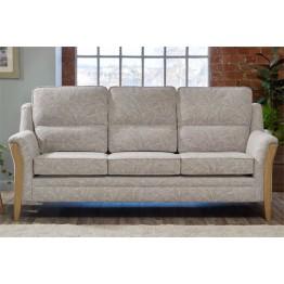 HAZ/SM Cintique Hazel / Willow Large Sofa (3 cushion version)