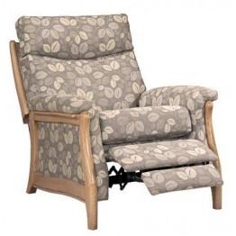 RIC/RC Cintique Richmond Manual Recliner Chair