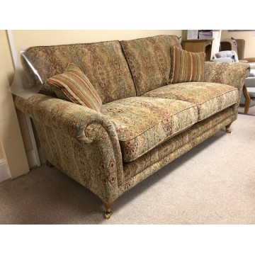 SHOWROOM CLEARANCE ITEM - Parker Knoll Burghley Suite - Large 2 Seater Sofa and Armchair