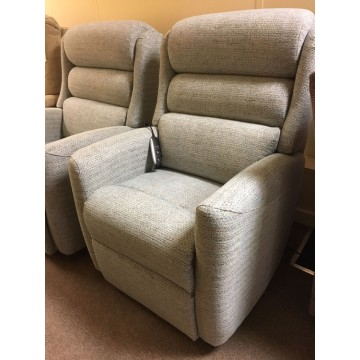 SHOWROOM CLEARANCE ITEM - RISER RECLINER - Celebrity Somersby Standard Dual Motor Lift and Tilt Recliner
