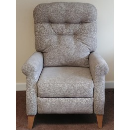 SHOWROOM CLEARANCE ITEM - Celebrity Furniture Bartley Rechargeble Power Recliner