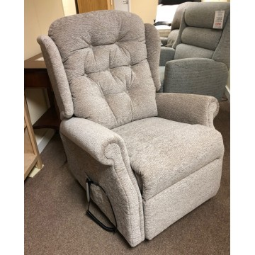 SHOWROOM CLEARANCE ITEM - RISER RECLINER - Celebrity Woburn Dual Motor Lift & Rise Riser Recliner Chair
