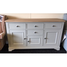 SHOWROOM CLEARANCE ITEM - Charltons Furniture Somerdale Wide Sideboard