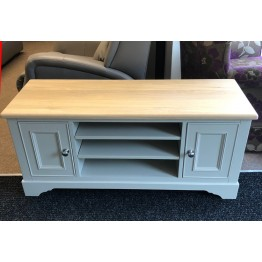 SHOWROOM CLEARANCE ITEM - Charltons Furniture Somerdale TV Cabinet