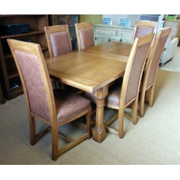 Old Charm Wood Bros Clearance Furniture Oak Furniture Fast - At clearance prices hertford dining set by wood bros old charm