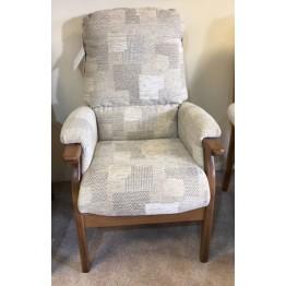 SHOWROOM CLEARANCE ITEM - Cintique Avon Chair