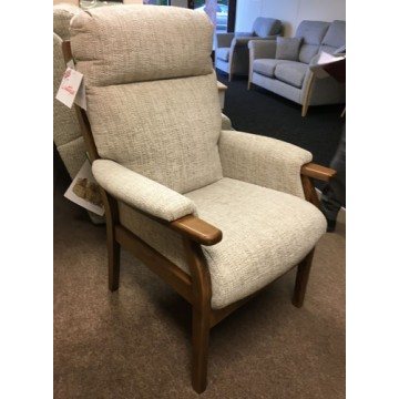SHOWROOM CLEARANCE ITEM - Cintique Cheshire Chair