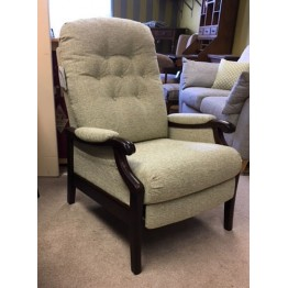 SHOWROOM CLEARANCE ITEM - Cintique Winchester Manual Recliner