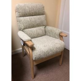 SHOWROOM CLEARANCE ITEM - Cintique Cumbria Chair