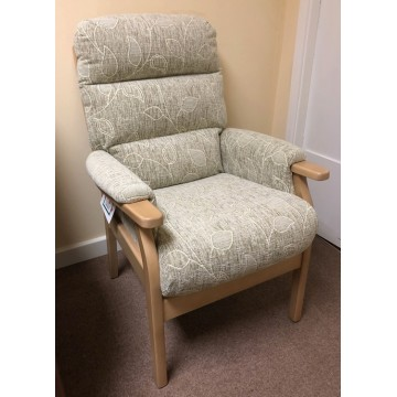 SHOWROOM CLEARANCE ITEM - Cintique Cumbria Chair