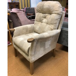 SHOWROOM CLEARANCE ITEM - Cintique Eton Chair
