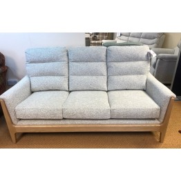 SHOWROOM CLEARANCE ITEM - Cintique Lydia Sofa and Chair