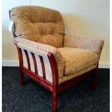 SHOWROOM CLEARANCE ITEM - Cintique Vermont Chair