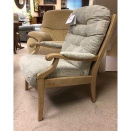 SHOWROOM CLEARANCE ITEM - Cintique Winchester Chair