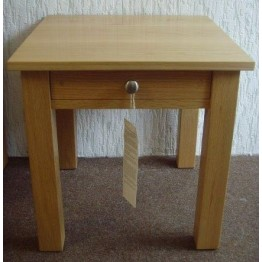 SHOWROOM CLEARANCE ITEM - Andrena Canterbury Lamp Table