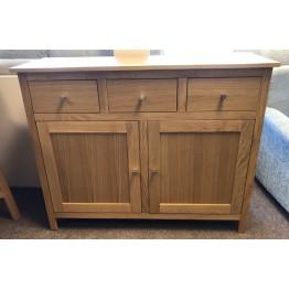 SHOWROOM CLEARANCE ITEM - Corndell Nimbus Sideboard number 1256
