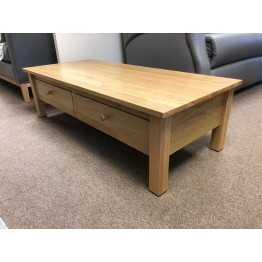 SHOWROOM CLEARANCE ITEM - Corndell Nimbus Coffee Table