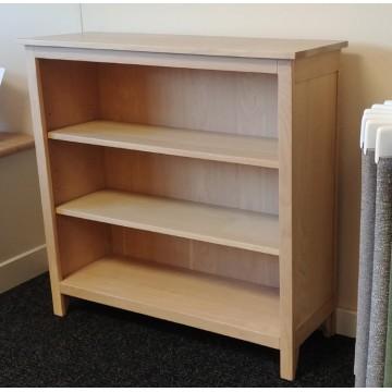 SHOWROOM CLEARANCE ITEM - Corndell Nimbus Bookcase in Mist Finish - Model 1276