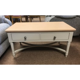 SHOWROOM CLEARANCE ITEM - Corndell Annecy Coffee Table