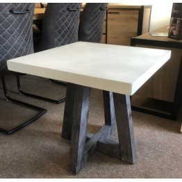 SHOWROOM CLEARANCE ITEM - Corndell Austin Lamp Table