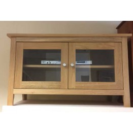SHOWROOM CLEARANCE ITEM - Corndell Nimbus TV Cabinet - model 1290