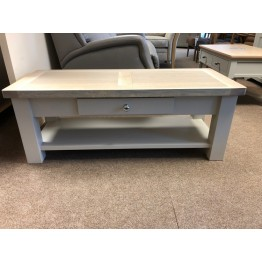 SHOWROOM CLEARANCE ITEM - Corndell Daylesford Coffee Table