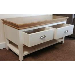 SHOWROOM CLEARANCE ITEM - Devonshire Lundy Coffee Table with Drawers