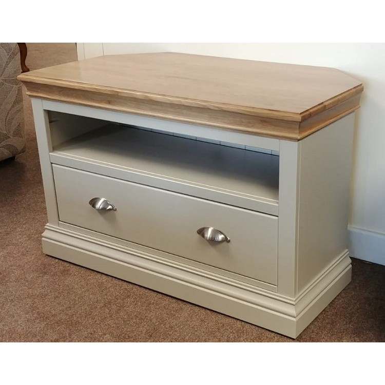 Clearance Cabinets: Lundy Corner TV Cabinet